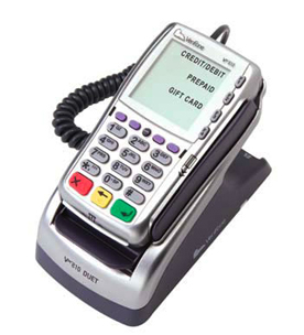 Credit Card Equipment